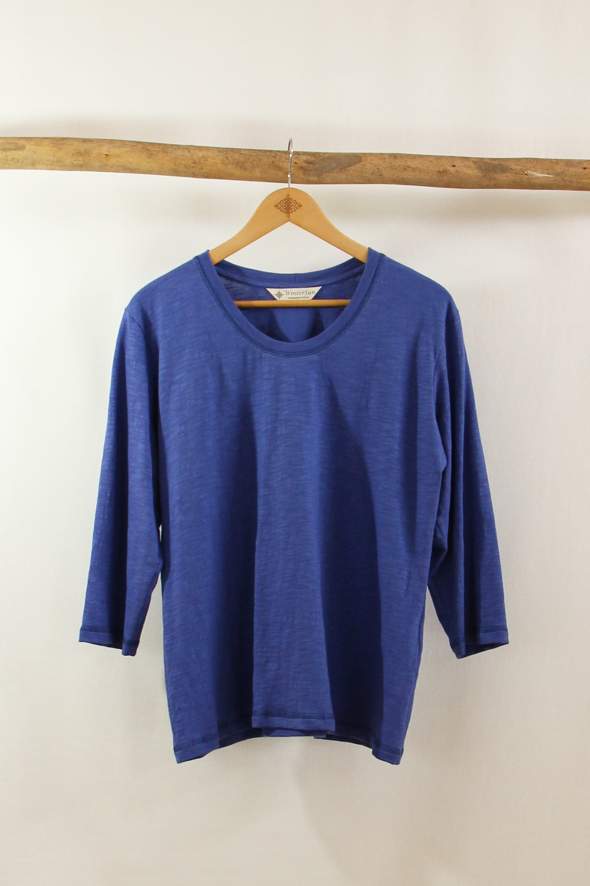 A Line Tee - WS Solids 1113