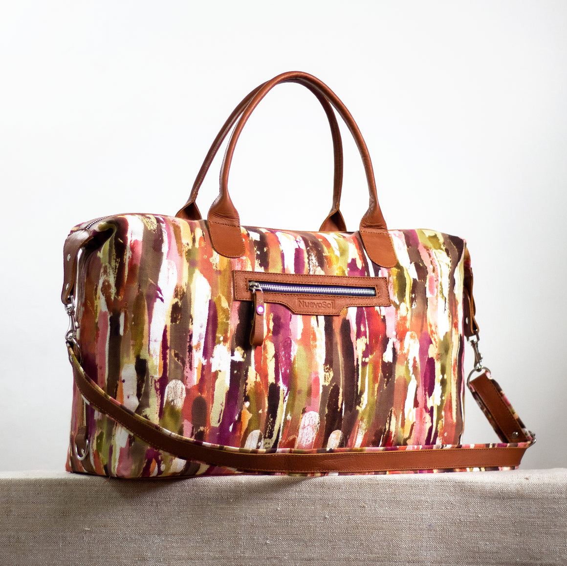 Intrepid Traveler - Convertible Tote - Rain