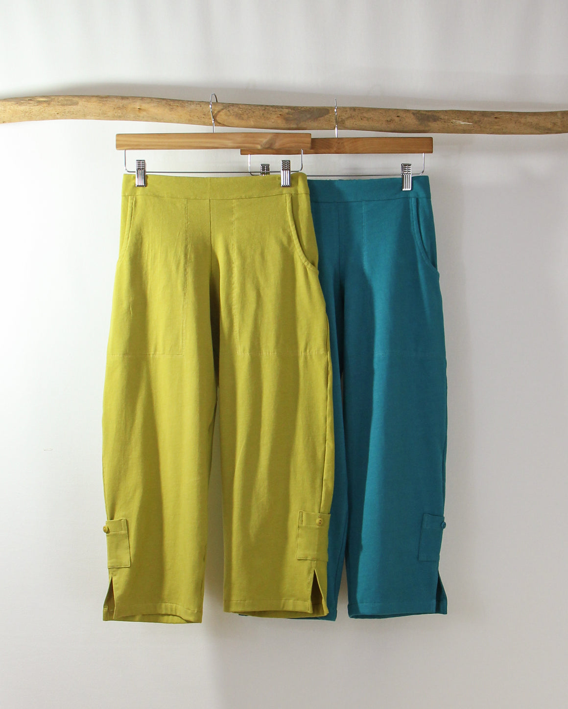 Solids-Slim Crops