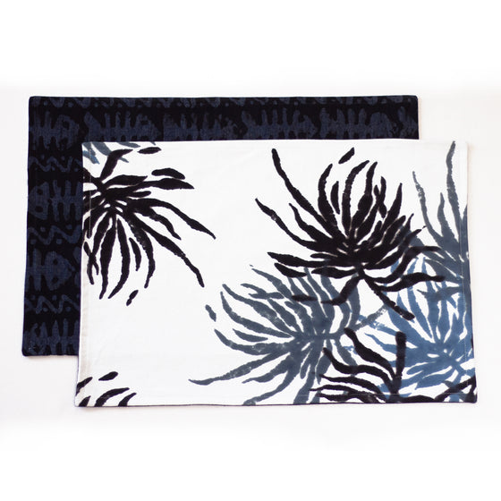 Sea Fern Placemats, Table Runner or Napkins