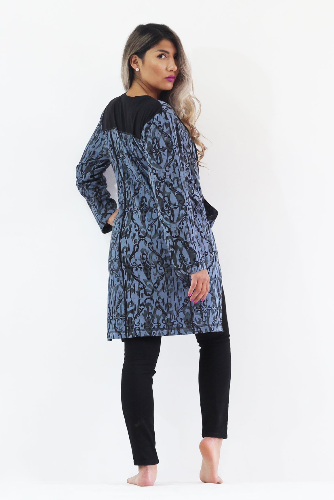 Paris - Pillar Tunic Long - Separates