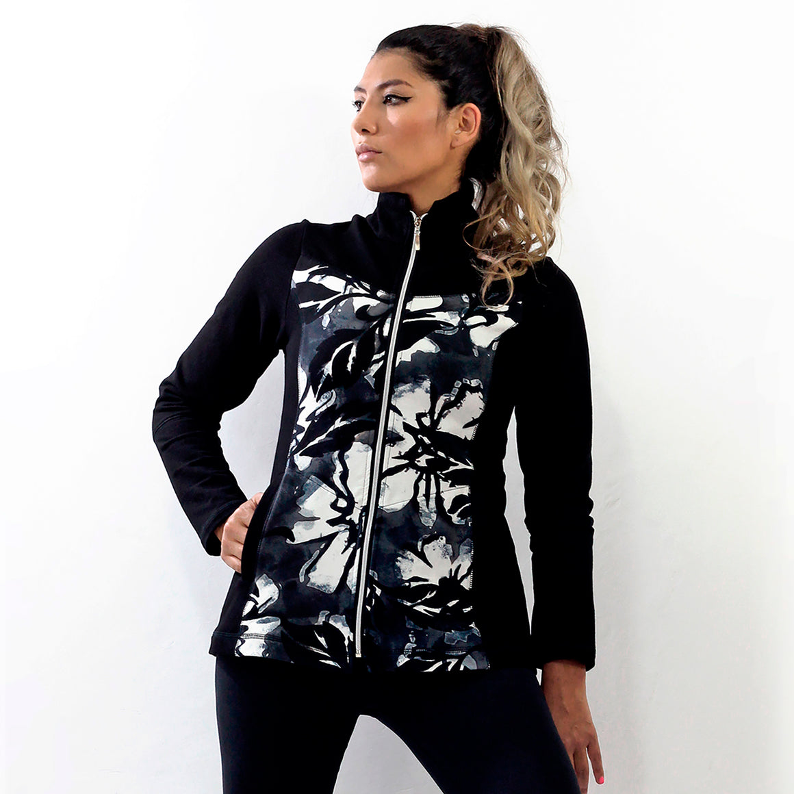 Hula Nights- Athleisure Jacket