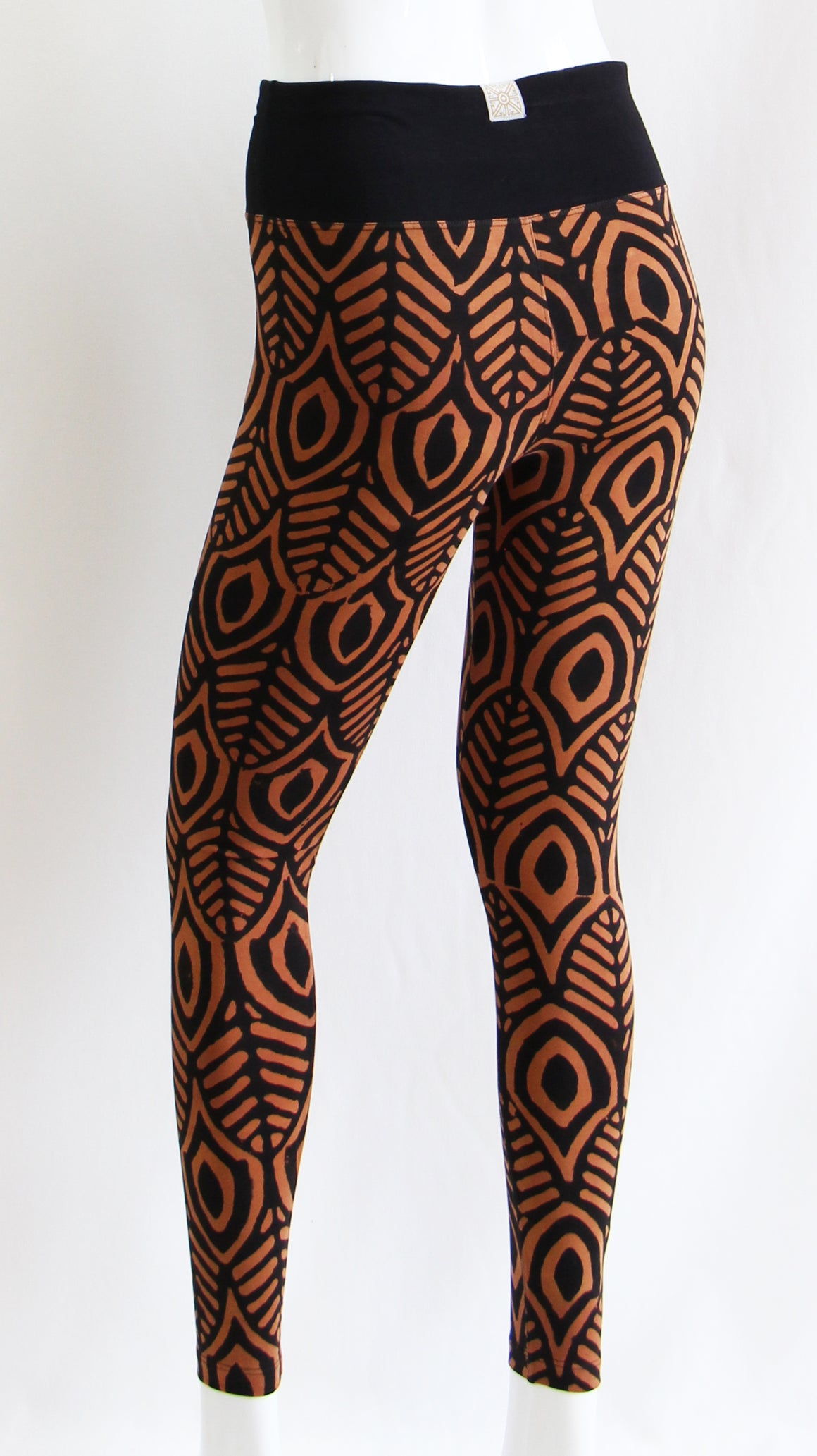 Pharaoh's Feathers - Leggings