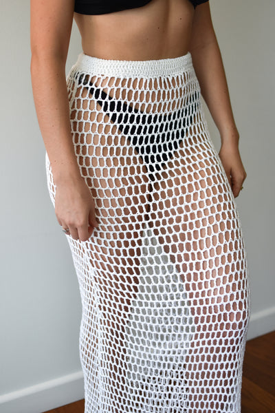Cabo Coverup Skirt