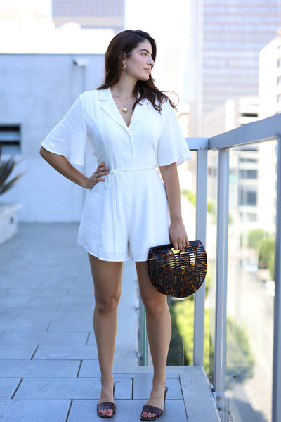 The Notebook Romper
