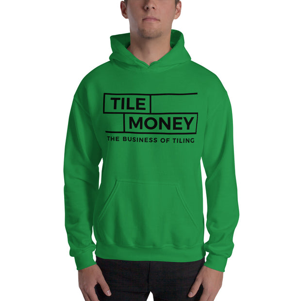 Hooded Sweatshirt Logo on Front
