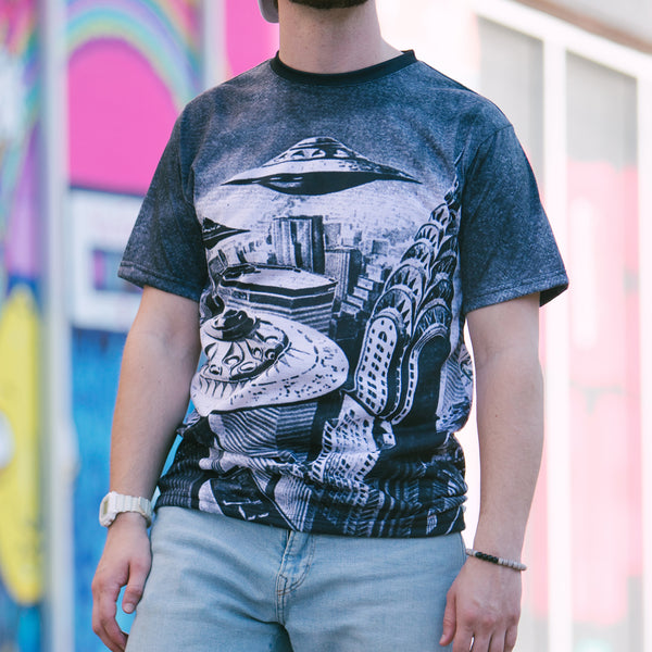 UFO Invasion T-Shirt