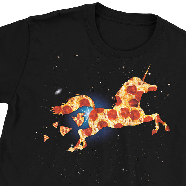 Unicorn Pizza Poop T-Shirt