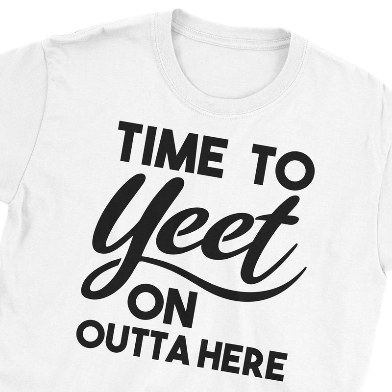 Time To Yeet T-Shirt