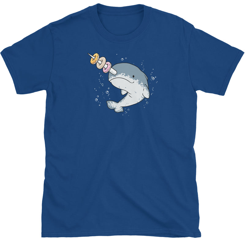 Sweet Tooth Gnarwhal T-Shirt