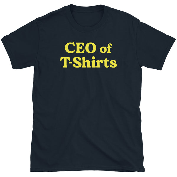 CEO of T-Shirts