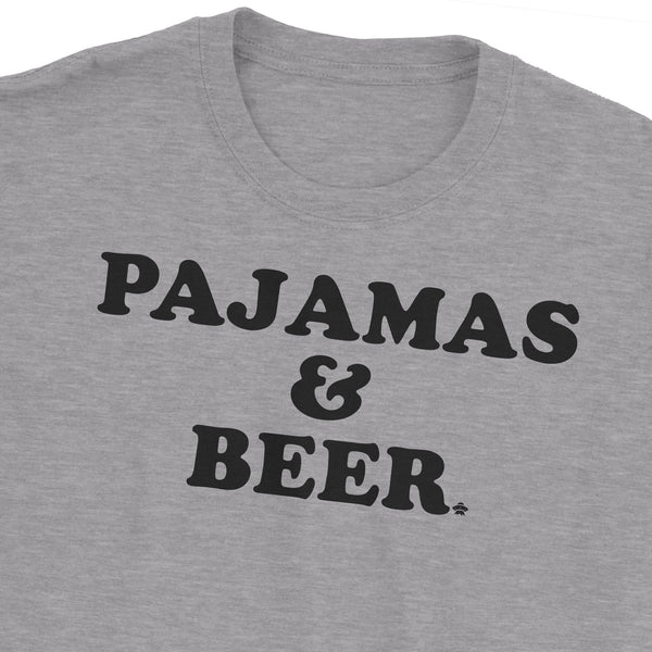 Pajamas and Beer T-Shirt