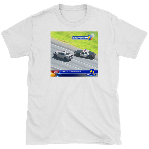 Chopper Cam T-Shirt