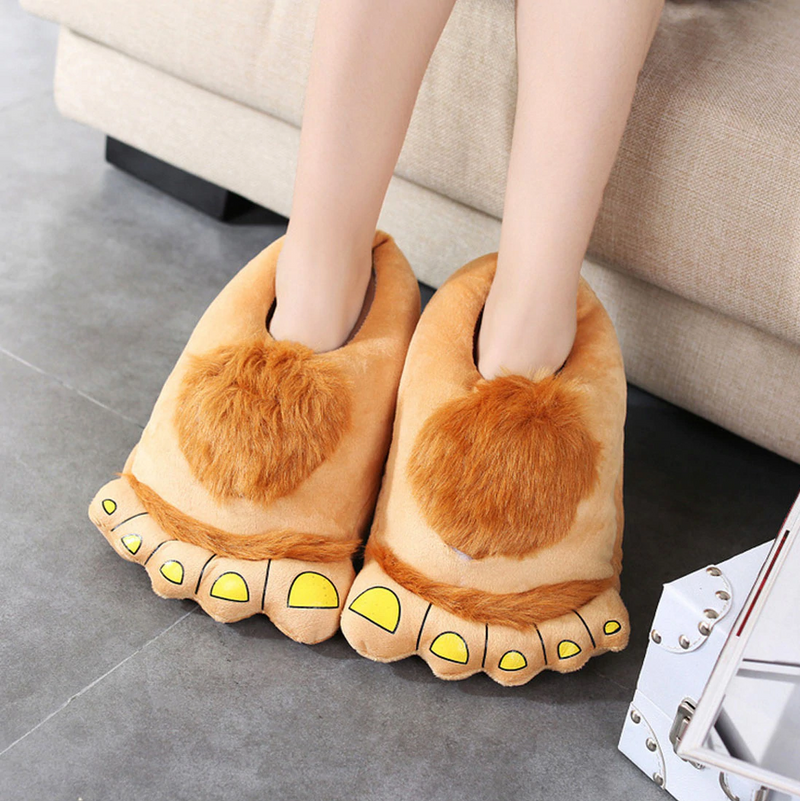Big Foot Slippers