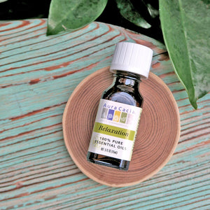 Aura Cacia Relaxation 複方純精油 · Aura Cacia Relaxation 100% Pure Essential Oils (15ml)
