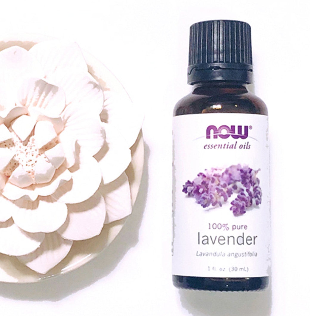 Now 純薰衣草精油 ·  Now Essential Oils - 100% Pure Lavender (30ml)