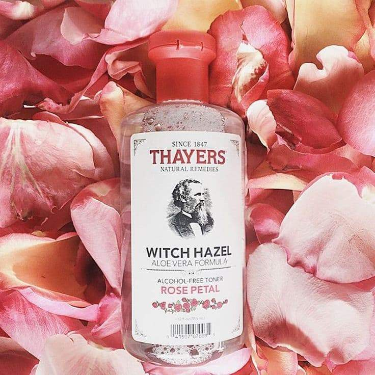 Thayers 玫瑰花瓣無酒精爽膚水 - 金縷梅蘆薈配方 ·  Thayers Rose Petal Alcohol-free Toner - Witch Hazel (355ml)
