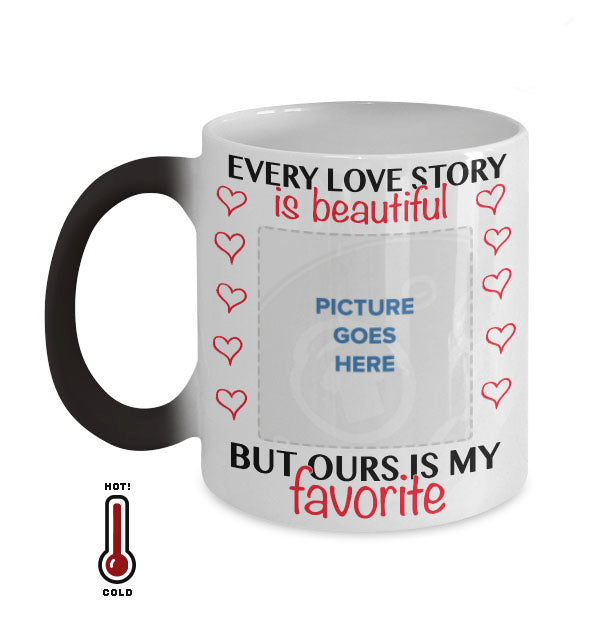 Every Love Story Magic Mug