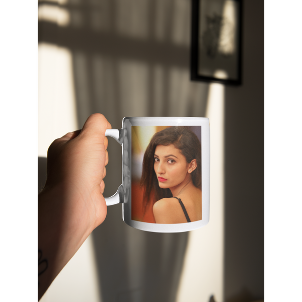Personalized Queen Birthday Mug With Picture