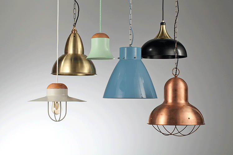 Journal 3 | Spotlight on: Sustainably made, British hand-crafted pendant lights exclusive to Hemming & Wills