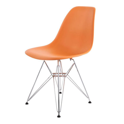 Eames Style Metal Chair