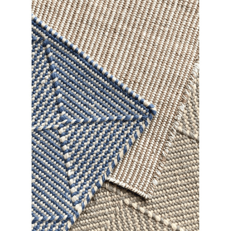 Ida Taupe Sustainable Rug