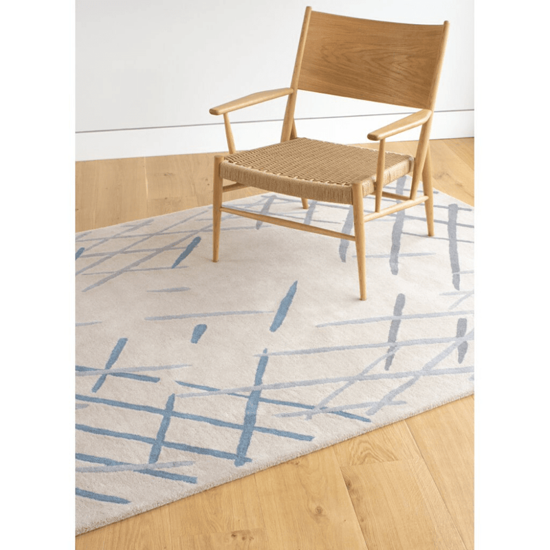 Sand Sketch Hand-Tufted Wool Rug