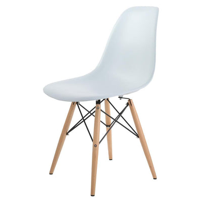 Eames Style Wooden Chair