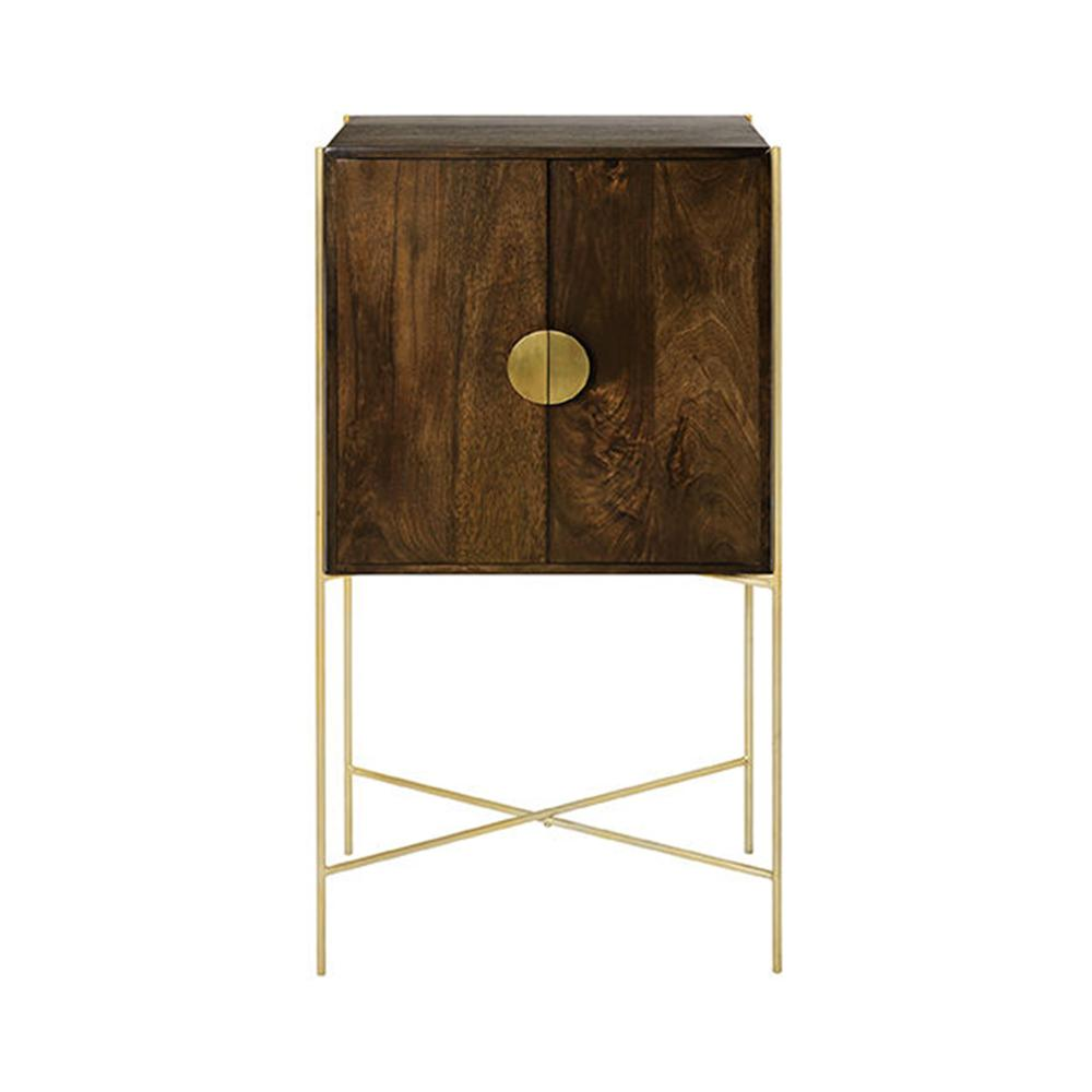 Signet Collection - Mango Wood Side Cabinet