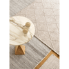 Ida Grey Sustainable Rug