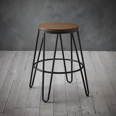 Francisco Hairpin Stool