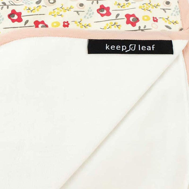 Organic Cotton Stroller Blanket by Keep Leaf