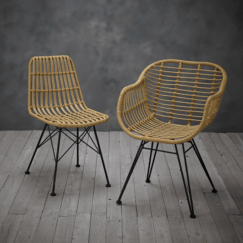 Rattan Collection Chair