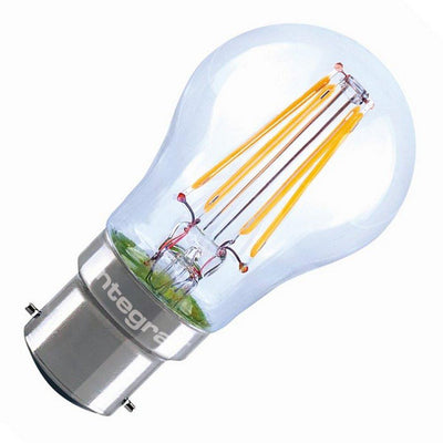 Vintage Dimmable LED Golf Ball Bulb