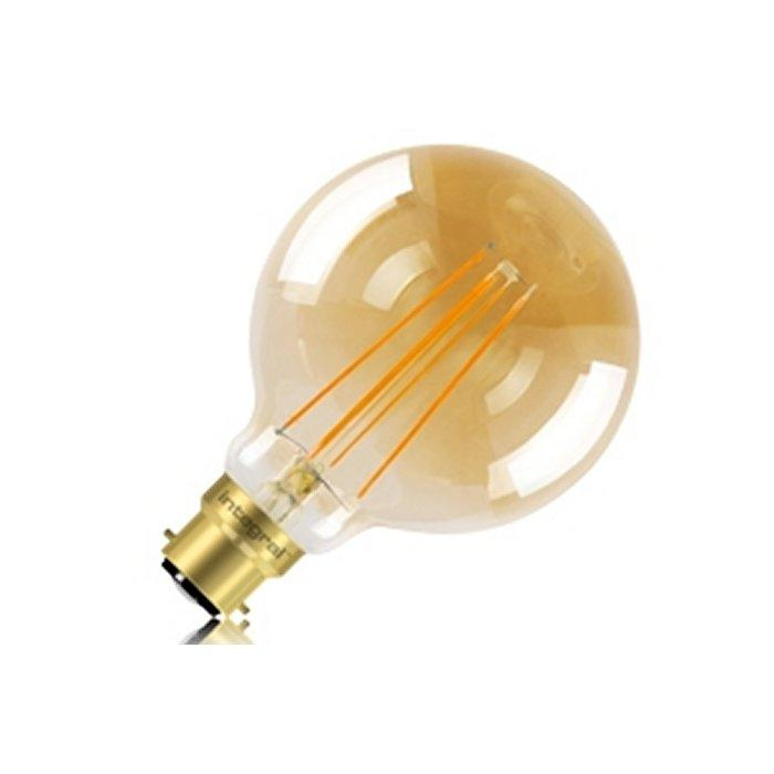 Vintage Dimmable LED Globe Bulb