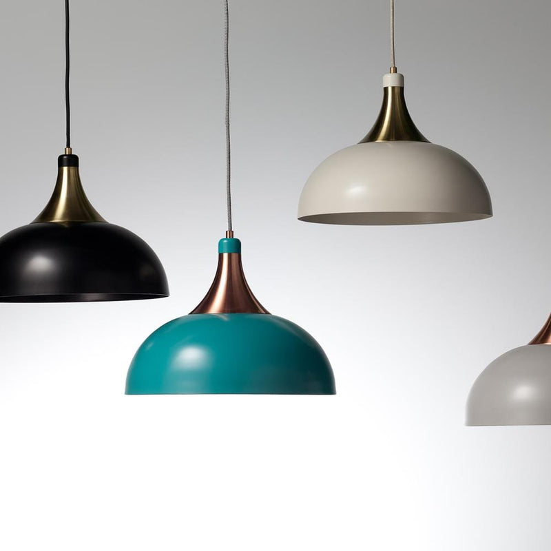 Callisto Hand-Crafted Pendant Light by Moom