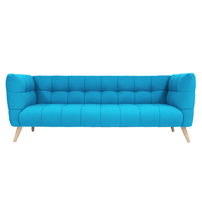 Igloo 3 Seat Cashmere Sofa
