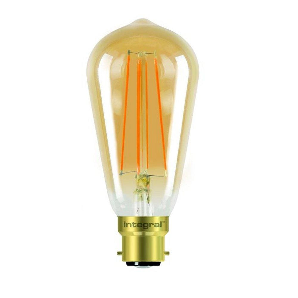 Vintage Dimmable LED Pear Drop Bulb