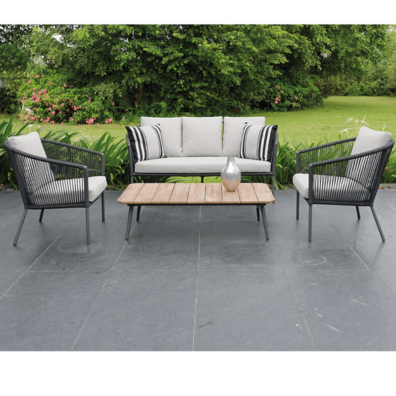 Provence Outdoor Stackable Lounge Set
