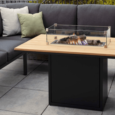 Como Fire Pit Table