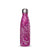 Insulated Stainless Steel Bottle - Flowers - by Qwetch