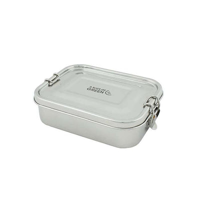 Leak Resistant Stainless Steel Lunch Box