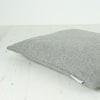 Square Recycled Wool Cushion - Light Grey
