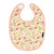 Organic Cotton Reversible Baby Bib by Keep Leaf