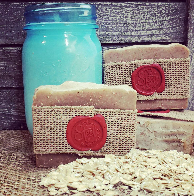 Farmgirl Goat Milk Soap