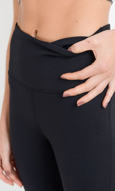 High Waist Supplex Essential Leggings