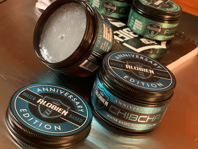 Chibcha Water Based Hair Pomade