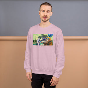 E.G.B.A. (EVERYTHINGS GONNA BE ALRIGHT) -Unisex Sweatshirt