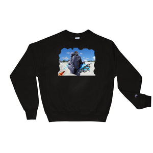 Summer Vibes 2020 Alobien Champion Sweater