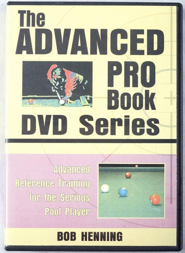 The Advanced Pro Book DVD Series, 4 DVD Set